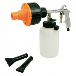 Pistola vaporizadora/espuma