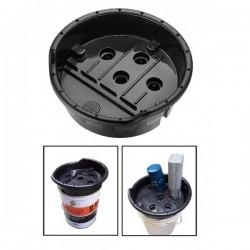 Tabuleiro recolha óleos para latas 20/30l