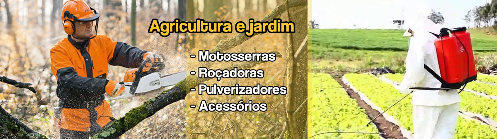 Agricultura e jardim